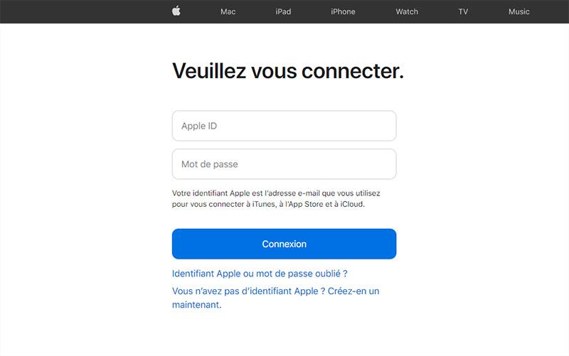 Identifiant Apple perdu : quelques astuces pour le retrouver