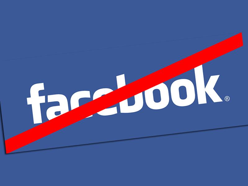 comment fermer un compte facebook