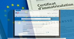Simulation carte grise : le prix de votre certificat en ligne